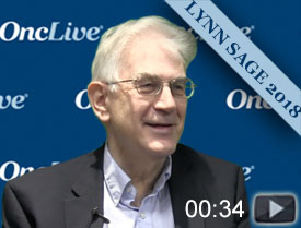 Dr. Sledge on Genomic Sequencing in Patients With Breast Cancer