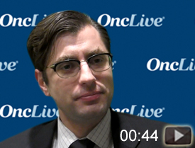 Dr. Smaglo Discusses the FDA Approval of TAS-102 for Gastric/GEJ Cancer
