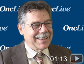 Dr. Smith on Utilizing Lenalidomide in CLL