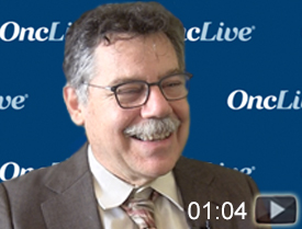 Dr. Smith on Using Venetoclax Versus Ibrutinib in CLL