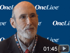 Dr. Snyder on the Utility of Transplant in MPNs