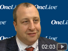 Dr. Somer on Treatment Selection Considerations in RCC