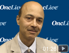 Dr. Sonpavde on Enfortumab Vedotin Data in Urothelial Cancer