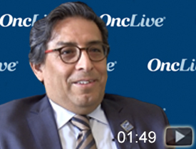 Dr. Sotomayor on the Durability of CAR T Cells in Hematologic Malignancies
