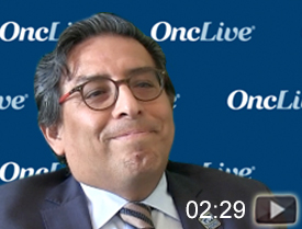 Dr. Sotomayor on Differences Between FDA-Approved CAR T-Cell Therapies