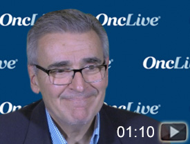 Dr. Sparano on the Utility of Liquid Biopsies in Breast Cancer
