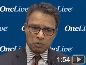 Dr. Chittoor on Guidelines for Liquid Biopsies in NSCLC