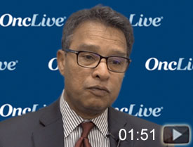 Dr. Chittoor on Targetable Mutations and Respective Treatments in NSCLC