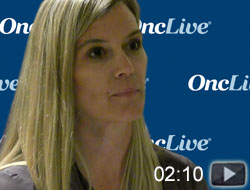 Dr. Levine on Simulation in the Management of EGFR-Mutated Advanced NSCLC