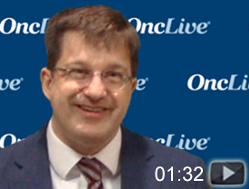 Dr. Steensma on the Utility of Venetoclax in MDS