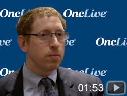 Dr. Stein on Circulating Biomarkers in Prostate Cancer