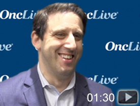 Dr. Stein on the Importance of MRD in AML