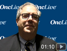 Dr. Steinberg on BCG Progression in Non-Muscle Invasive Bladder Cancer
