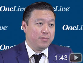 Dr. Liu on the CheckMate-032 Trial in SCLC