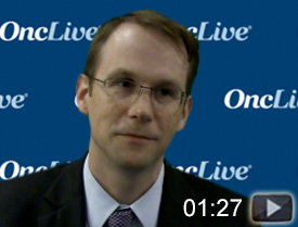 Dr. Strickler on the Value of Liquid Biopsies in CRC