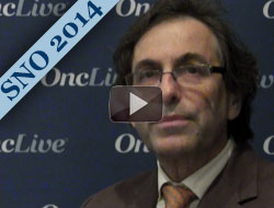Dr. Stupp Discusses NovoTTF With Temozolomide in Glioblastoma