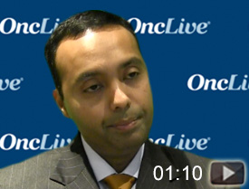 Dr. Subramanian on the Future of Immunotherapy in NSCLC
