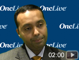 Dr. Subramanian Discusses Tumor Biology in Lung Cancer