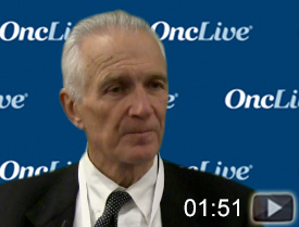 Dr. Sugarbaker on Perioperative Chemotherapy in Gastrointestinal Cancer
