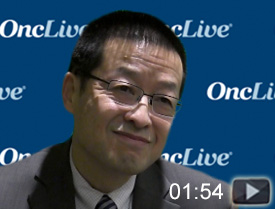 Dr. Sun Discusses the Debate Between Radiation and Chemotherapy in GEJ Cancers