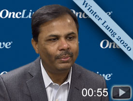 Dr. Ramalingam on Treatment Parameters for Osimertinib in Lung Cancer
