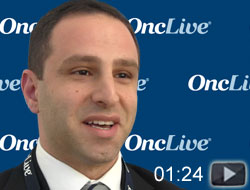 Dr. Sweis on Trend Toward Immunotherapy in GU Malignancies