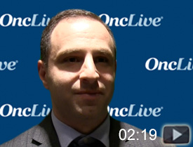 Dr. Sweis on the Management of TKI-Associated Adverse Events in Kidney Cancer