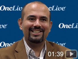 Dr. Rizvi on the ECHELON-1 Trial Follow-Up in Hodgkin Lymphoma