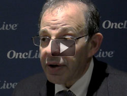 Dr. Sznol on Managing Toxicities in Treatment of Melanoma
