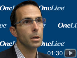 Dr. Bauer on Rovalpituzumab Tesirine in Patients With SCLC