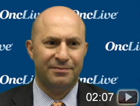 Dr. Choueiri on Frontline Combination Therapies in mRCC