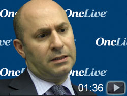 Dr. Choueiri on Synergy Between Immunotherapy and VEGF Inhibitors in RCC