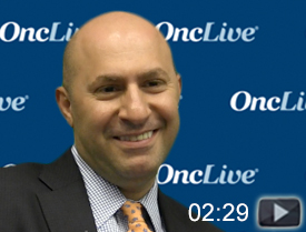 Dr. Choueiri on the Subgroup Analysis of the JAVELIN Renal 101 Trial in RCC