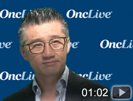 Dr. Mok on Overall Survival Data From the ALEX Trial in <em>ALK</em>+ Lung Cancer