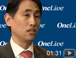 Dr. Scott Tagawa Discusses IMMU-132  in Patients With Urothelial Carcinoma