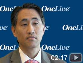 Dr. Tagawa on Ongoing Research With 225Ac-J591 in mCRPC