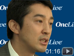 Dr. Takahashi on Biomarker That Predicts Development of Therapy-Related Leukemia