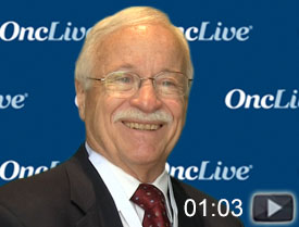 Dr. Talley on Clinical Trials for Patients With Chronic Leukemias