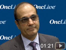 Dr. Taneja Discusses Imaging Techniques Used to Detect Metastatic Prostate Cancer