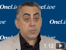 Dr. Bekaii-Saab on the Addition of Atezolizumab to Capecitabine/Bevacizumab in MSS mCRC