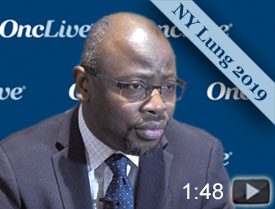 Dr. Owonikoko on Standard of Care for SCLC