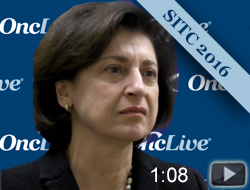 Dr. Suzanne L. Topalian on Immunotherapy Biomarkers in CRC