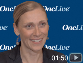 Dr. Taylor on Molecular Testing Recommendations in Ovarian Cancer