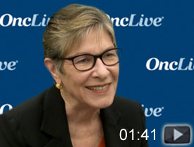 Dr. Tempero on Emerging Agents in Pancreatic Cancer