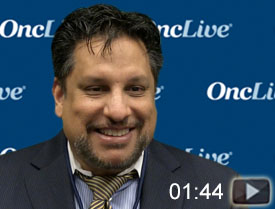 Dr. Tewari on Trial With Cemiplimab in Recurrent or Metastatic Cervical Cancer