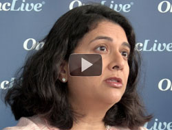 Dr. Thaker on EGEN-001 Combined With Doxorubicin for Ovarian Cancer