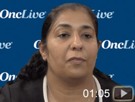Dr. Thawani on AEs With Radiation Versus COVID-19 Symptoms in Lung Cancer