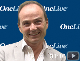 Dr. Tiacci on Vemurafenib and Rituximab Combo in Hairy Cell Leukemia