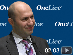 Dr. Choueiri on Savolitinib in Papillary Renal Cell Cancer