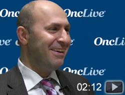 Dr. Choueiri on Existing Therapies for Kidney Cancer